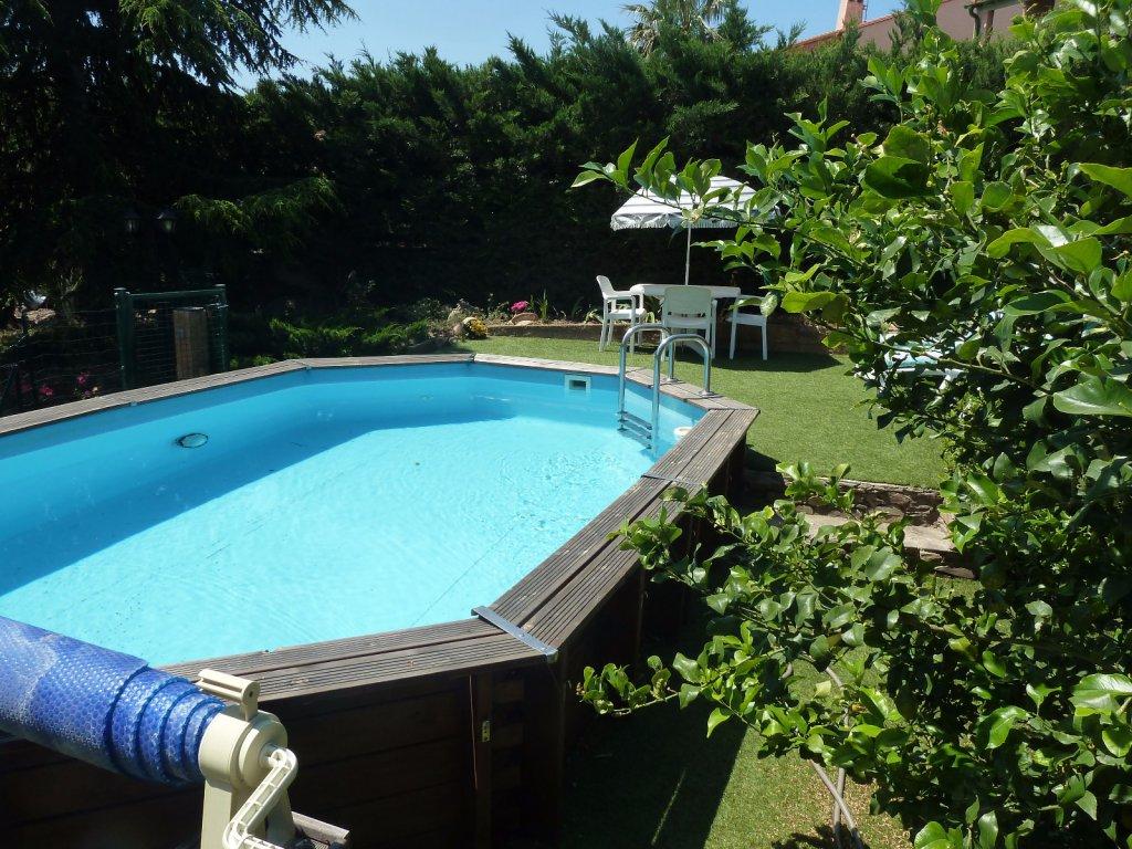 Appartement 8 pieces avec jardin et piscine collioure for Appartement avec piscine